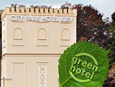 why is city park hotel a green hotel?