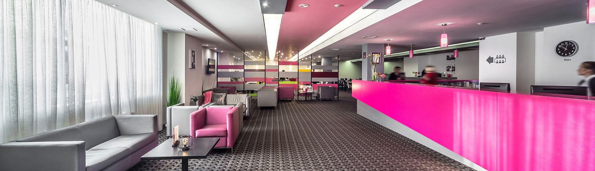 Amarant Hotel Kiev - Reception