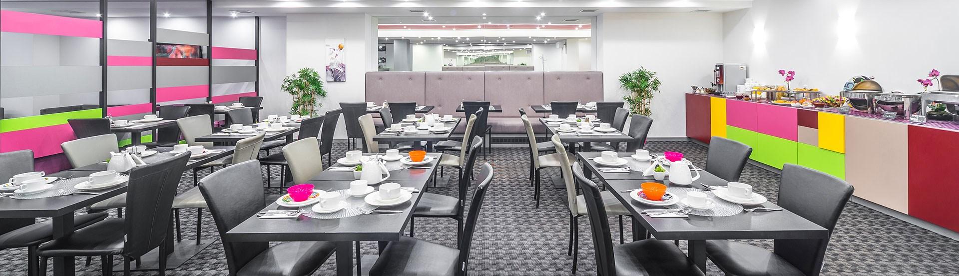 Amarant Hotel Restaurant